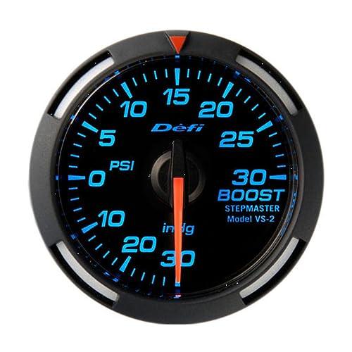 Defi Df06501 Racer Boost Gauge