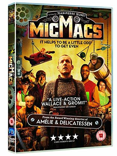Micmacs (2009) ( Micmacs à tire-larigot ) [ NON-USA FORMAT, Blu-Ray, Reg.B Import - United Kingdom ]