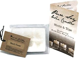 product image for 1803 Candles - Soy Fragrance Melters with Tips Brochure (Beach House)