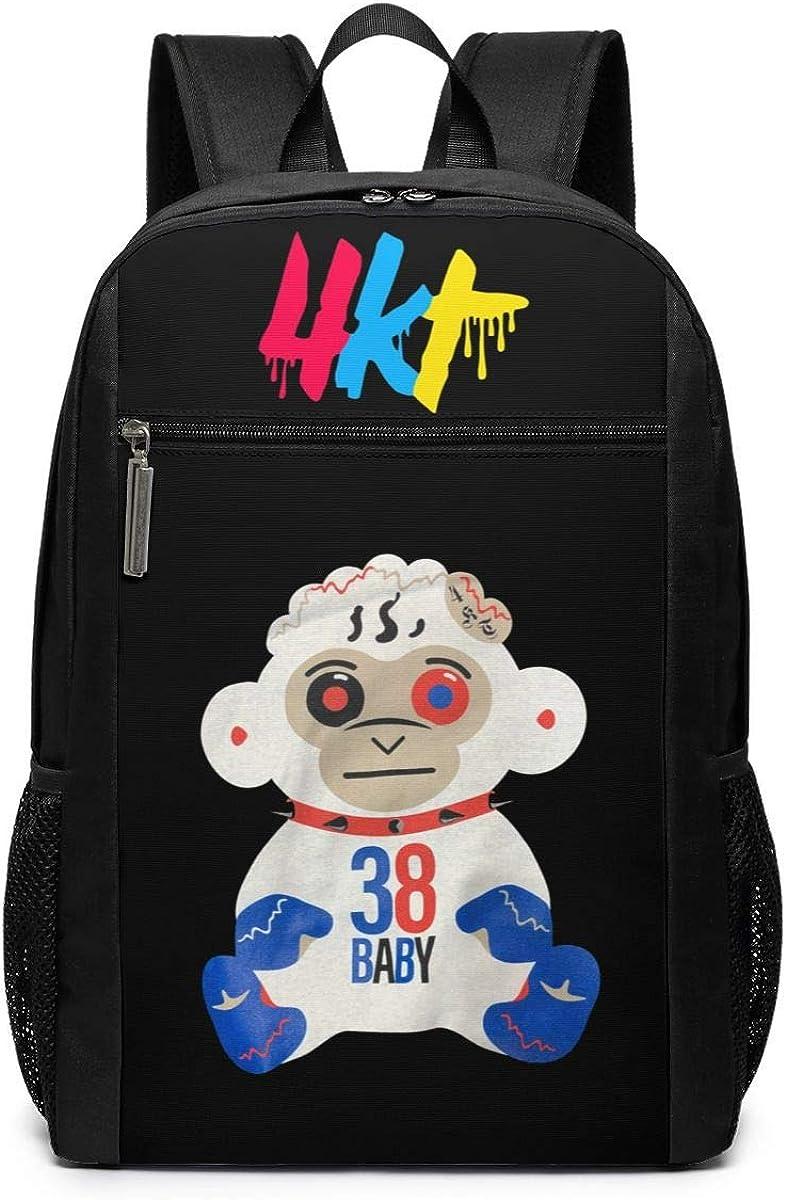 AntaQuyaN NBA Youngboy Backpack 17