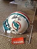 Dan Marino Miami Dolphins MINI Helmet Signed Autograph AUTO UDA Upper Deck COA