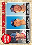 2017 Topps Heritage Baseball #10 Corey Kluber/J.A. Happ/Rick Porcello