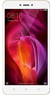 Unboxed Redmi Note 4  4  GB RAM, 64  GB   Gold  Smartphones