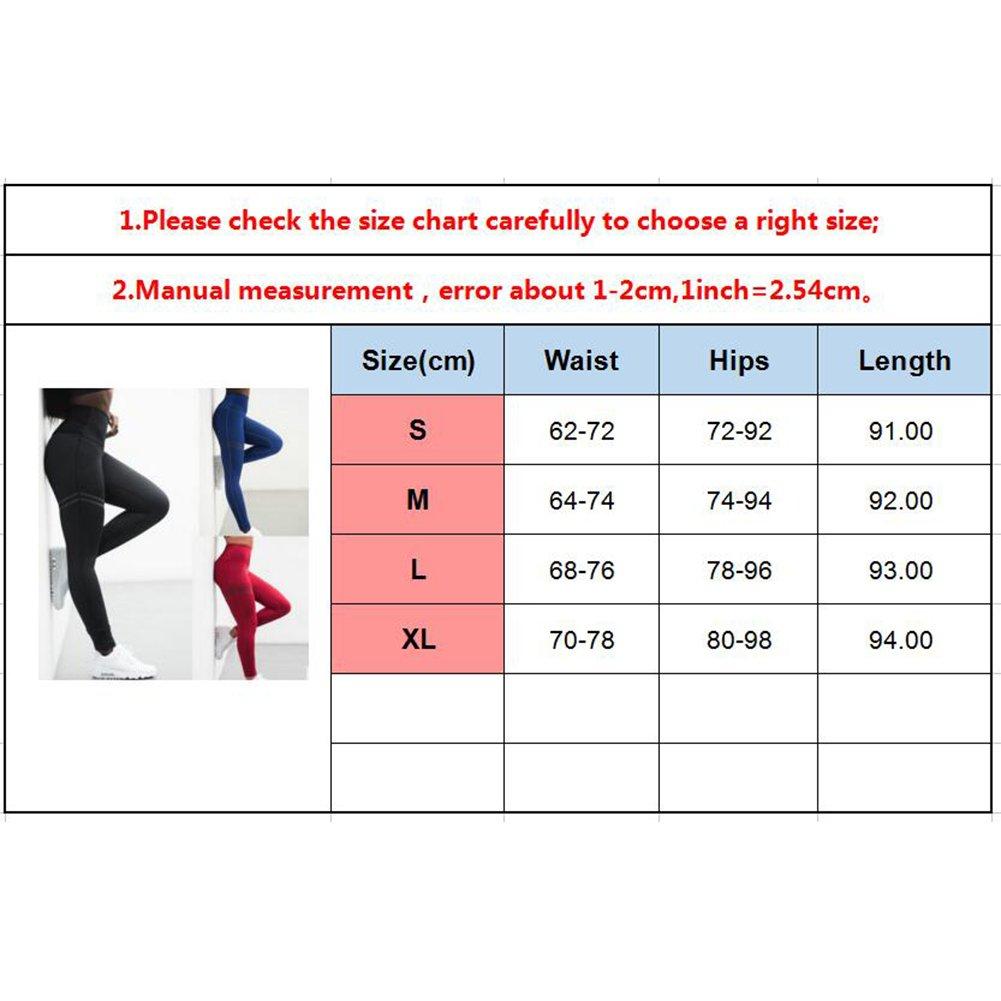 Mxssi Tallas Grandes Pantalones Deportivos Mujeres Cintura El/ástico Pantal/ón Transpirables Casual Aptitud Deportivos Leggings Pantalones con Cintura Alta Pantalones de Ch/ándal