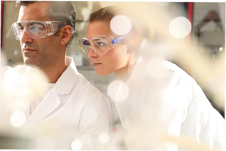 Gafas De Seguridad Dewalt Gafas De Seguridad Resistente a Las Salpicaduras De La Lente Anti-vaho Gafas Protectoras para El Hogar El Lugar De Trabajo De Laboratorio