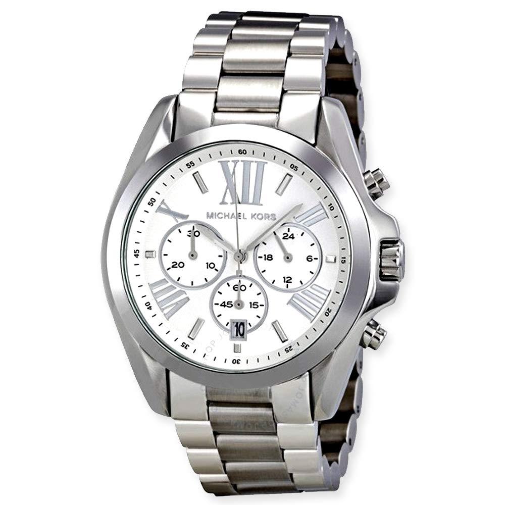 Michael Kors Quartz Silver Dial Men s Watch MK5535
