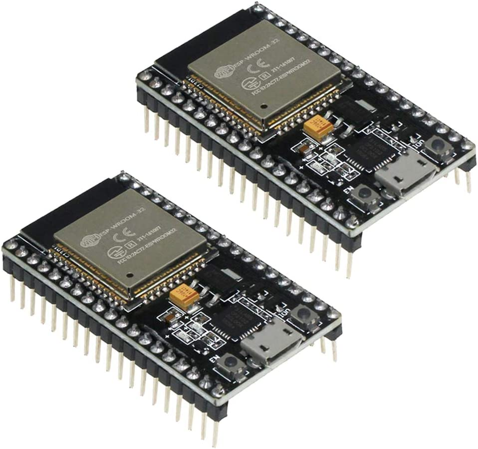 2.4 GHz ESP-32 ESP-32S WiFi bluetooth Development Board Dual Core Dual-Mode  US