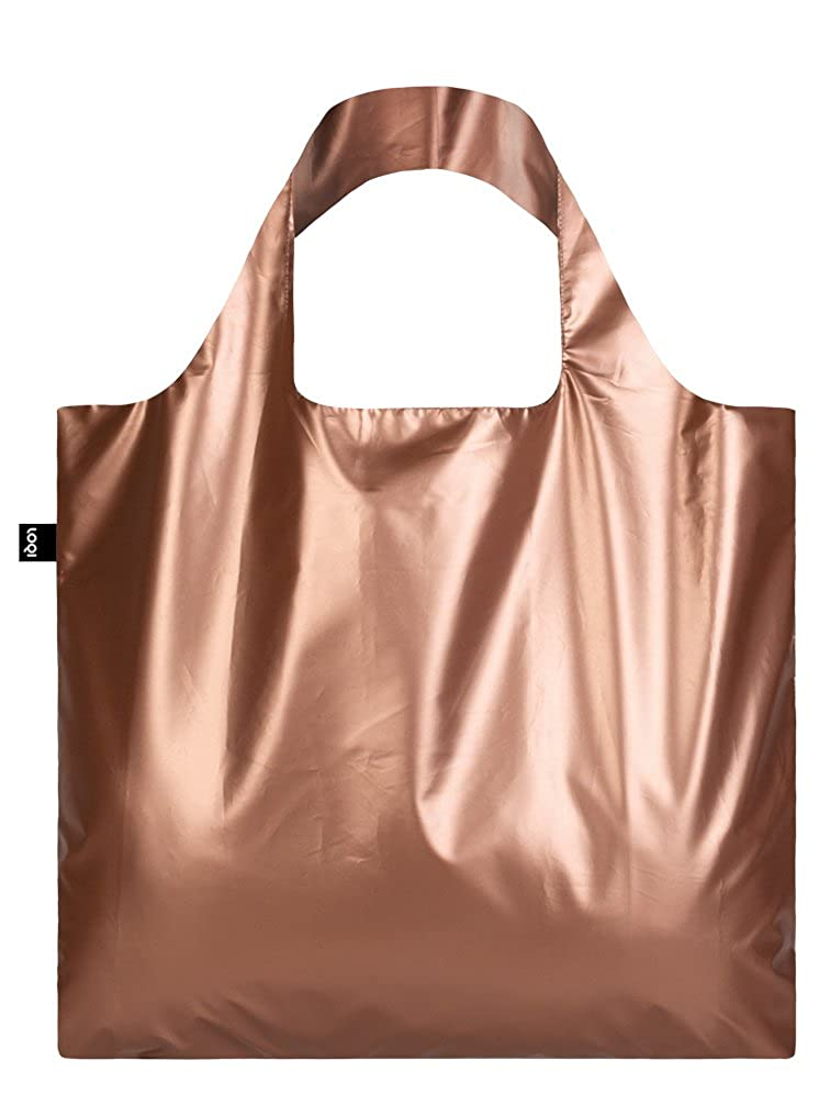 METALLIC, Matt Rose Gold. Bag: LOQI BAG: Ich wiege 55 g. Ich kann 20 kg tragen. Ich bin wasserabweisend. Ich bin aus Polyester LOQI GmbH MM.RO Innenarchitektur / Design Non Books