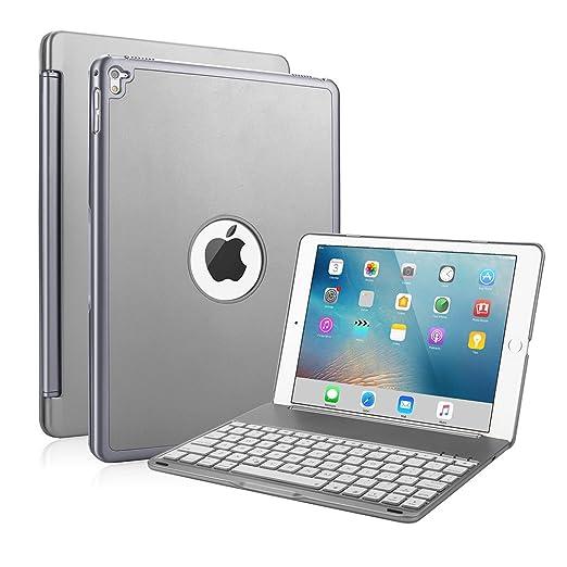 """2 opinioni per KVAGO- Custodia per iPad Pro da 9.7"""", in plastica dura con finiture in"""