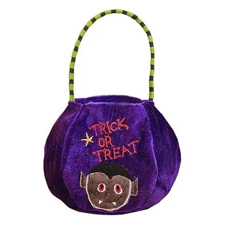 Candy bag El Juguete de Halloween del Bolso del Caramelo de ...