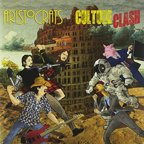 Price comparison product image Aristocrats / Culture Clash [LP]