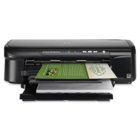 HP Impresora HP Officejet 7000 de formato ancho - Impresora ...