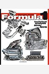 Formula 1 2014/2015: Technical Analysis (Formula 1 Technical Analysis) by Giorgio Piola (2015-12-07) Paperback