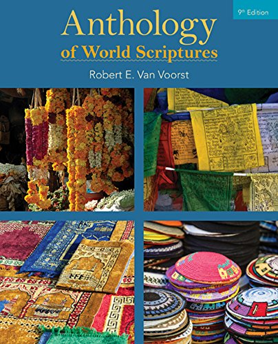 130558449X - Anthology of World Scriptures