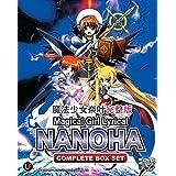 Magical Girl Lyrical Nanoha Sea 1-3 (1-52) + 2 Movie+ Vivid (1-12) Complete Set (DVD, Region All) English Subtitles Japanese