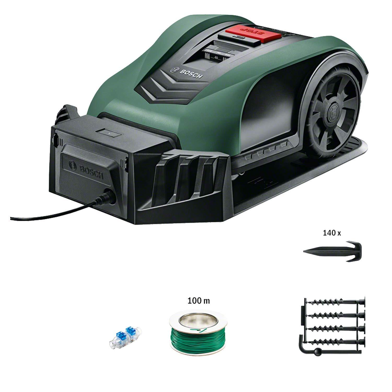 Test du robot tondeuse à gazon Bosch Indego 350 3
