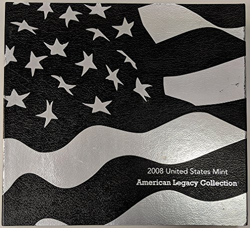 2008 American Legacy Collection Proof Set Proof US Mint