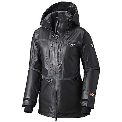 Columbia Women's Titanium Outdry Ex Mogul Omni Heat Insulated Jacket (XL) at Women's Coats Shop