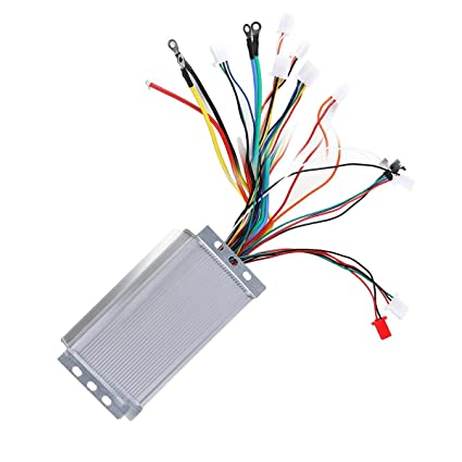 WPHMOTO 1800W Electric Brushless DC 48V Speed Controller for Go Karts  E-bike Electric Scooter Motorcycle
