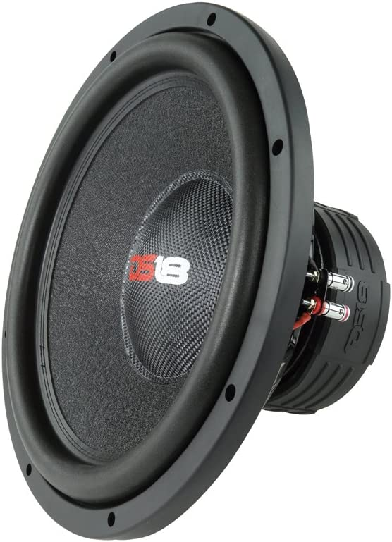 DS18 Elite Z15 Subwoofer in Black - 15