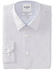 (26折)英伦大牌Ben Sherman 宾舍曼 男士钻石正装衬衫 $20.45