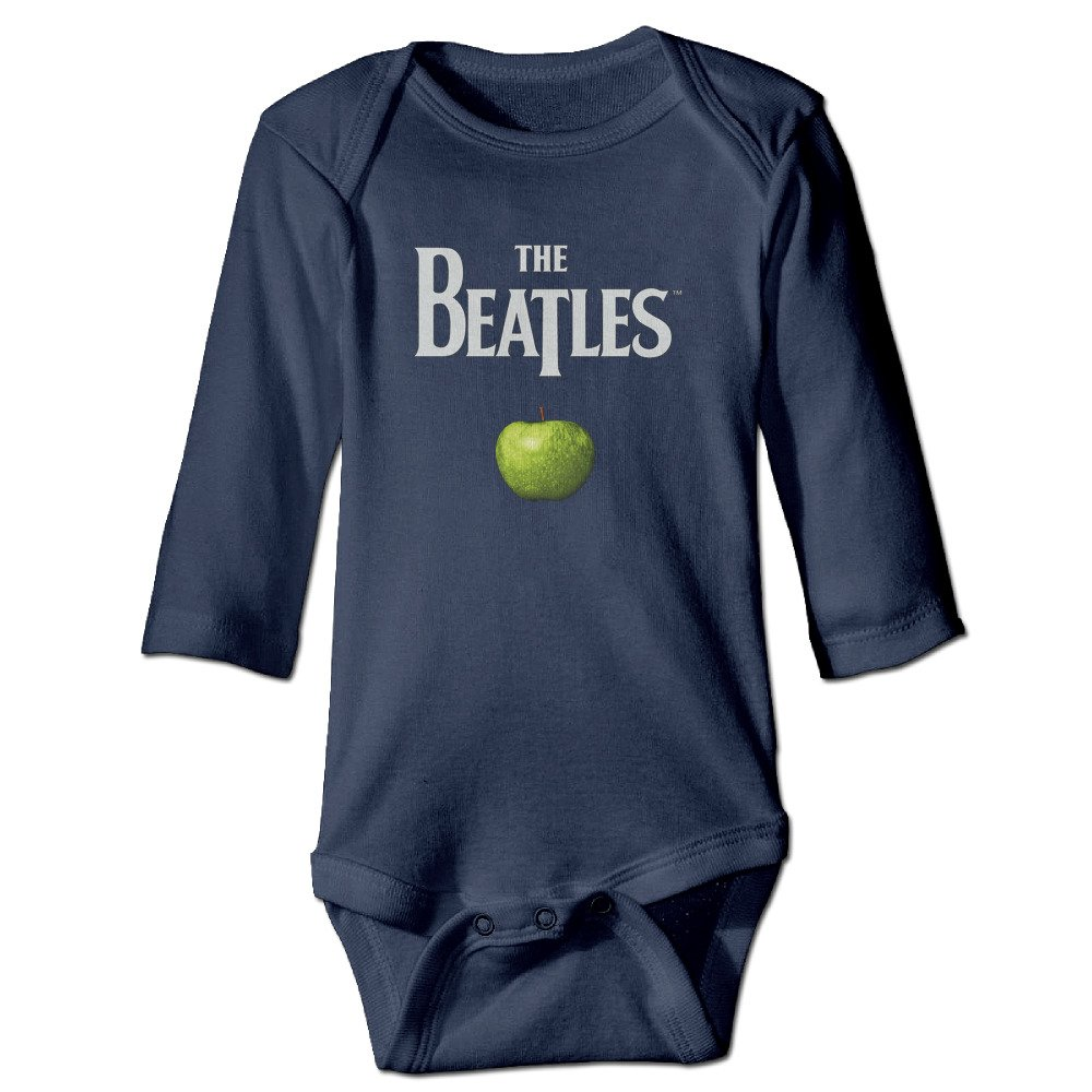 Unisex The Beatles The Beatles Box Set Baby Onesie Outfits Sleepwear Long Sleeve