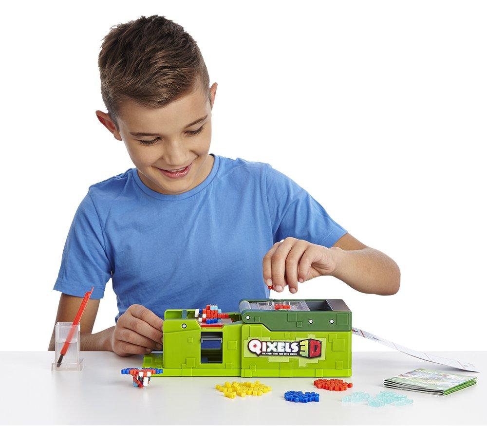 Qixels - Juguete 3D Builder (Giochi Preziosi QXE12000): Amazon.es: Juguetes y juegos