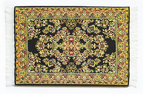 Oriental Carpet Mousepad - Authentic Woven Carpet - SAMARAKANT Design Photo #5