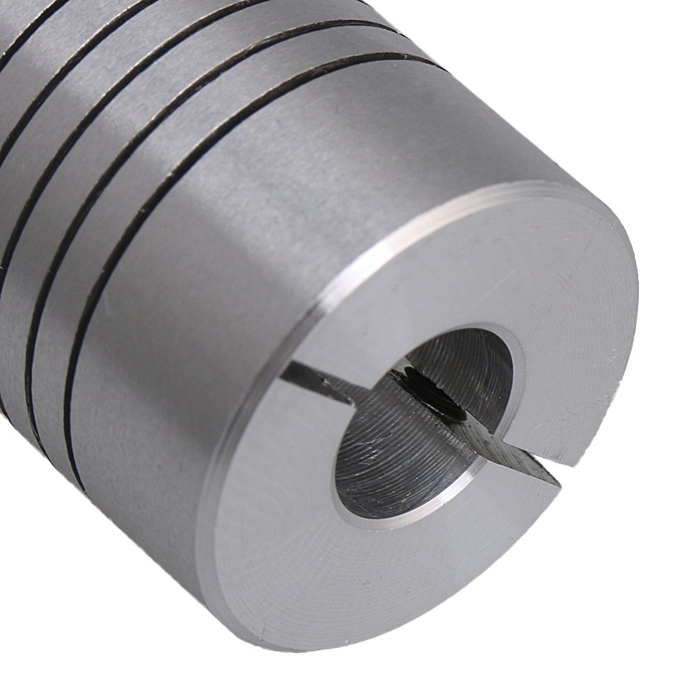 BQLZR 5 x 8mm CNC Schritt Motor Wellen Kupplungen Flexible Kupplung Motorstecker