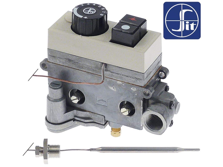 Sit - Termostato de gas para freidora de gas 710 (temperatura máxima de 200 °C): Amazon.es: Industria, empresas y ciencia