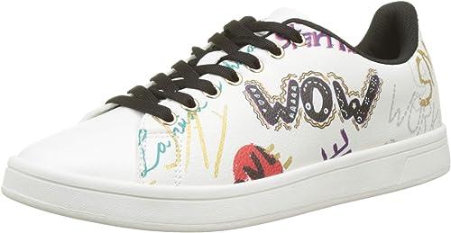 Desigual Shoes_Cosmic Bolimania, Baskets Basses Femme