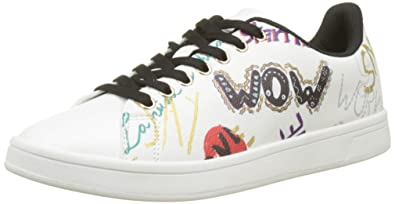 cosmic Femme BolimaniaBaskets Basses Shoes Desigual 1cKJTlF