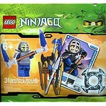 LEGO Ninjago Exclusive Mini Figure Set #5000030 Kendo Jay Bagged (japan import)