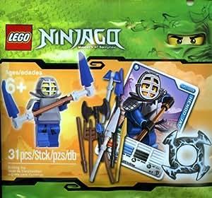 LEGO Ninjago - Paquete de accesorios Kendo Jay (edición limitada)