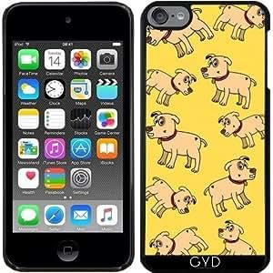 Funda para Ipod Touch 6 - Pequeño Perro Amarillo by zorg