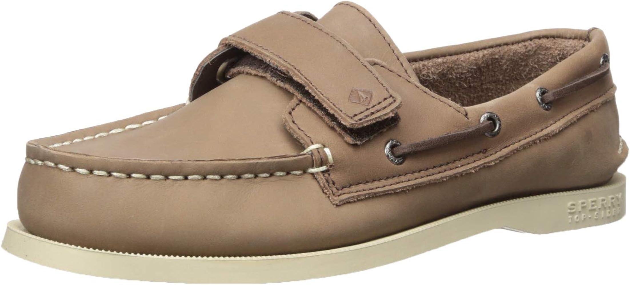 H\u0026L Boat Shoe (Toddler/Little Kid