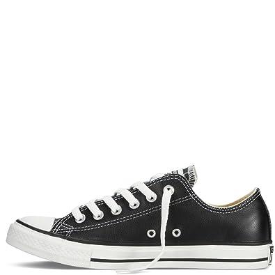 Converse 132174C, Herren Sneaker Schwarz Schwarz