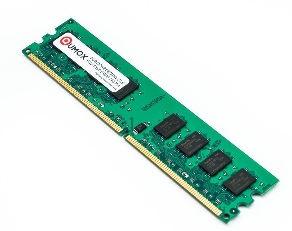 2 x 8GB Memoria SO-DIMM 1333 DDR3 PC3-10600 PC3 204pin CL9 para Ordenador port/átil QUMOX RAM 16GB