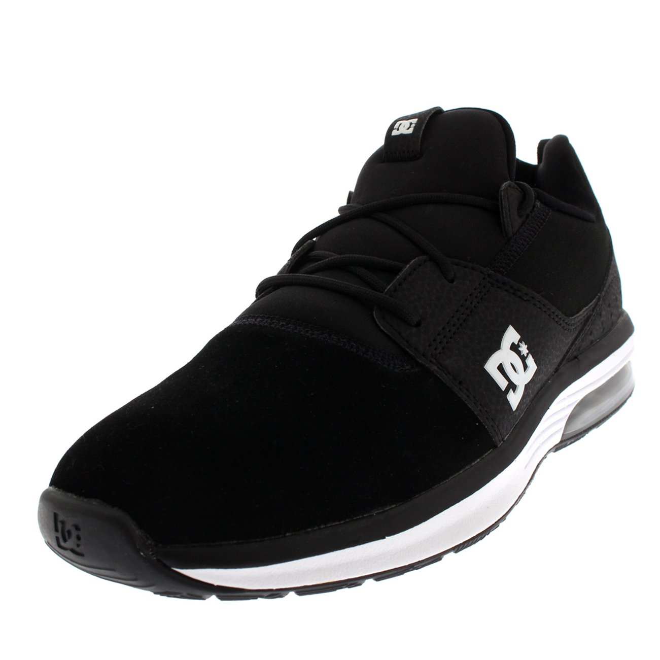 DC Shoes Heathrow IA - Zapatillas para Hombre 8.5 UK|Black