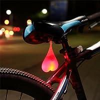 KOBWA Feu arrière de vélo vélo Bike Light Hoden Gadget étanche LED pour vélo vélo de Route et vélo
