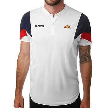 Ellesse Cavendish Polo Men White: Amazon.es: Deportes y aire libre
