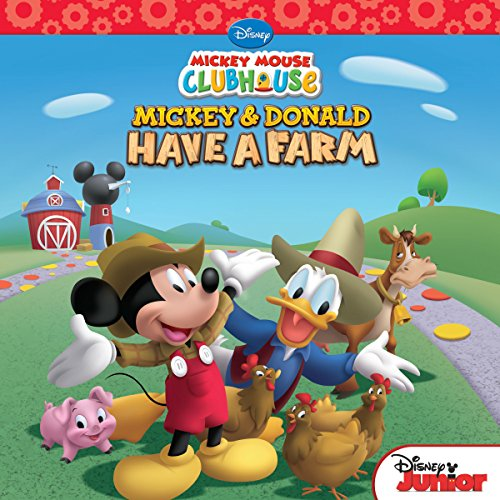 Storybook Miniature - Mickey Mouse Clubhouse: Mickey and Donald Have a Farm (Disney Storybook (eBook))