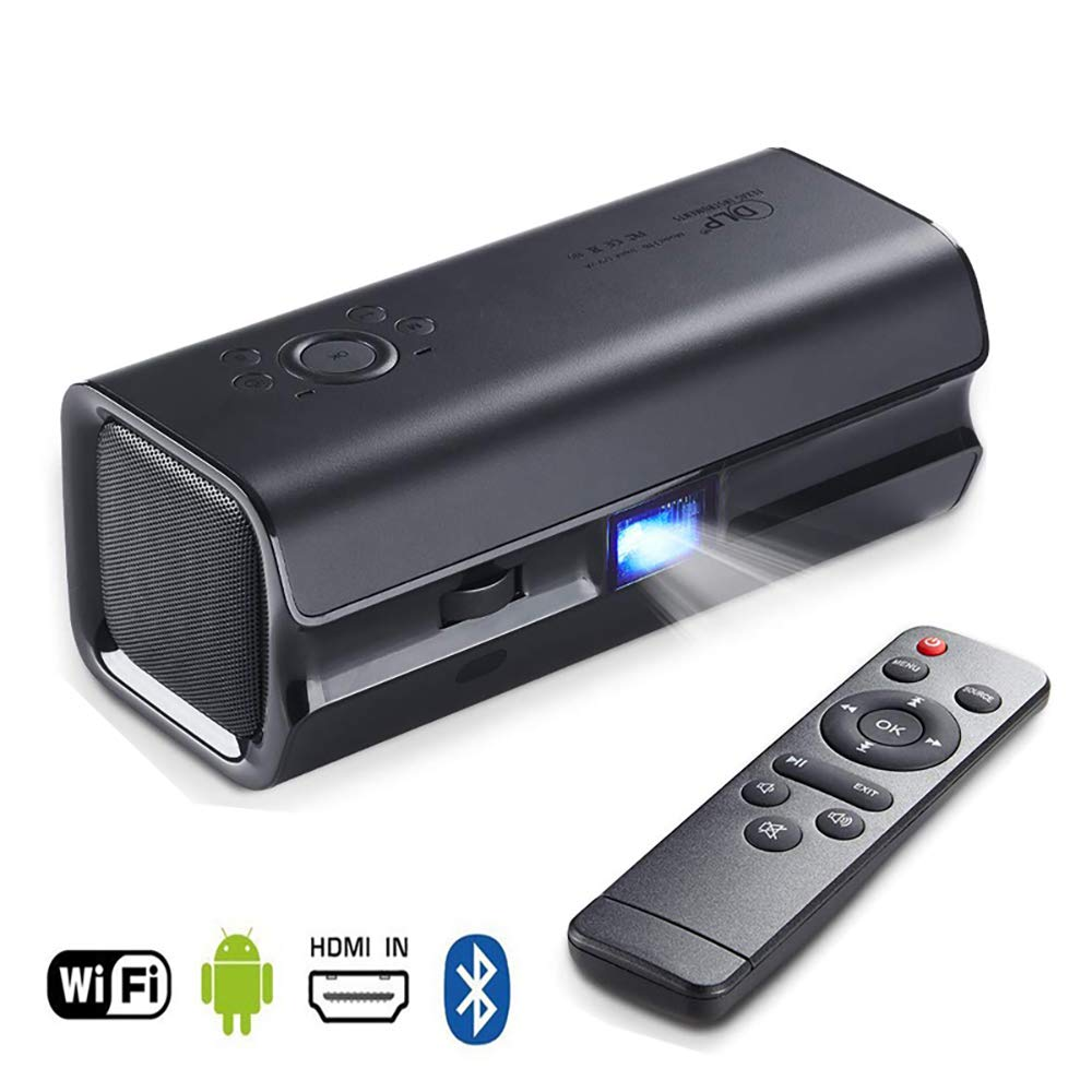 Amazon.com: QianHui V1 Pocket Projector,Android 6.0 ...