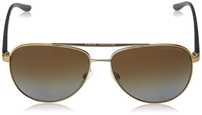 dd2f5d7dfa Michael Kors Women MK5007 59 HVAR Tortoise Brown Sunglasses 59mm at Amazon  Women s Clothing store