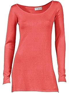 Rick Cardona Damen Designer-Pullover messingfarben