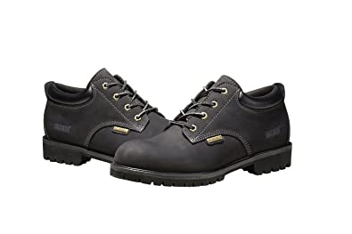 48753728bd10 Jacata Men s Low Cut HD Work Boot or Casual Nubuck Boot with Scothguard 3m  Protection 100