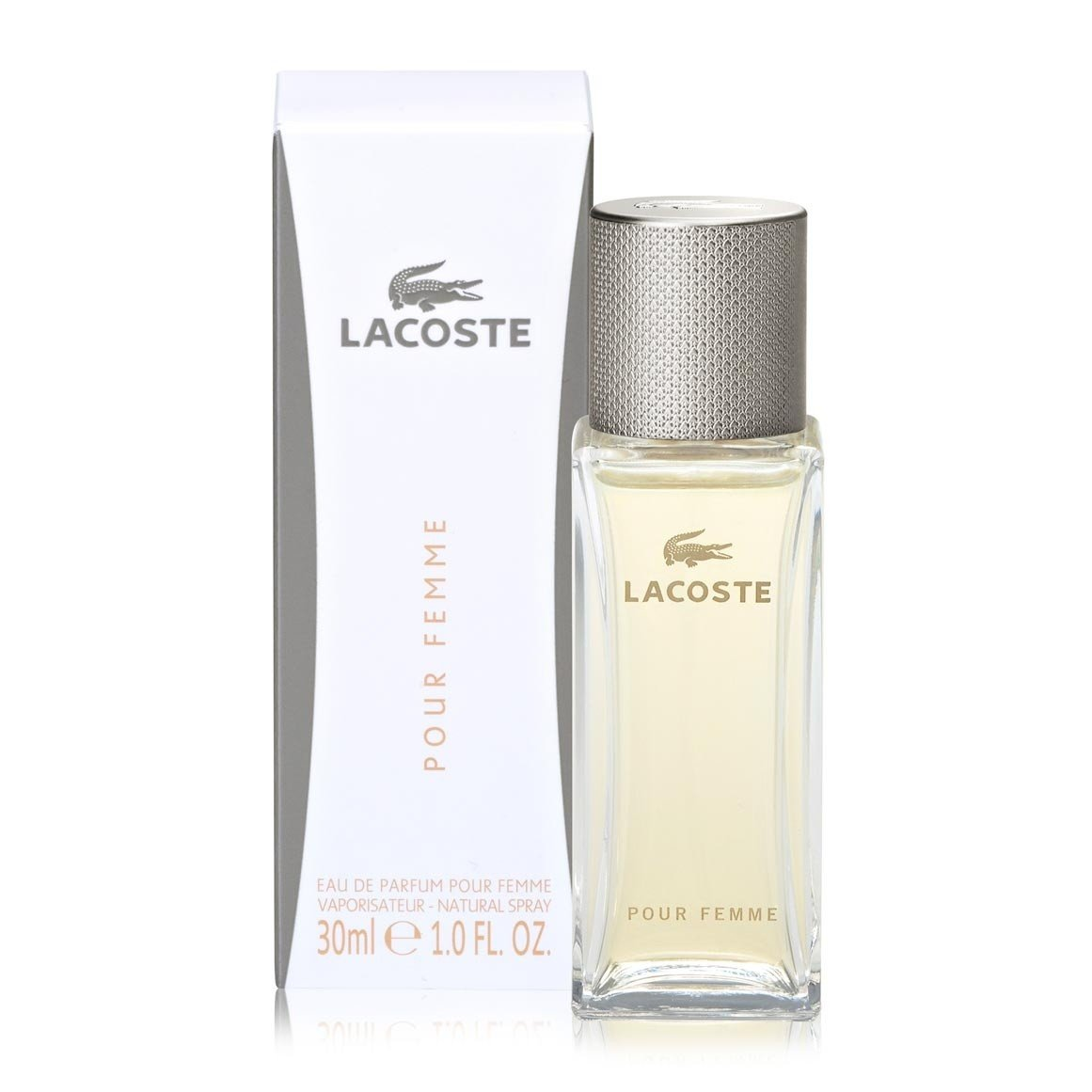Aroma Lacoste pour Femme - the spirit of France