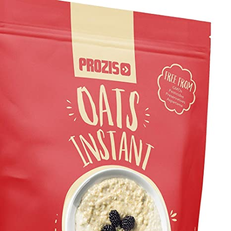 Prozis Instant Oats, Natural - 1250 gr