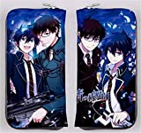 Vicwin-One Ao no Exorcist Wallet Cosplay Costume