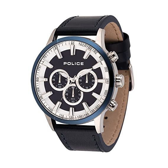 Reloj Police - Hombre 15000JSTBL/03